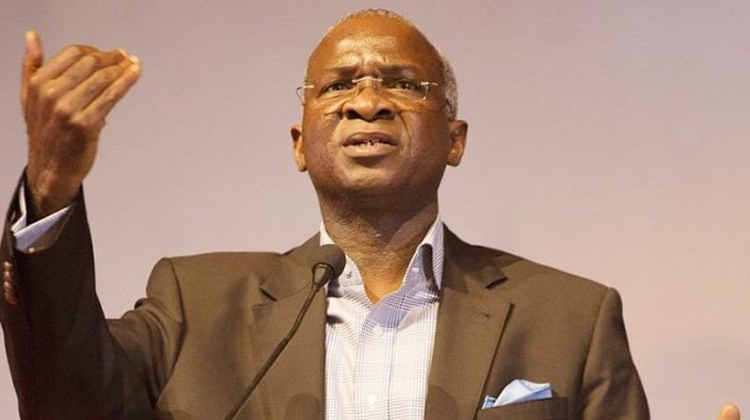 Housing: FG is owing contractors N69bn — Fashola