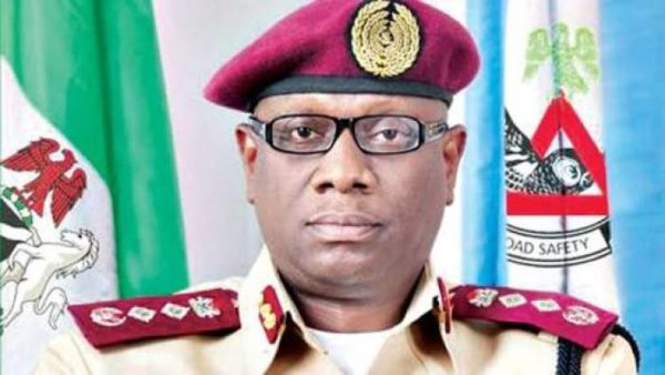 Take Bribe and Get the Sack – FRSC Warns Personnel