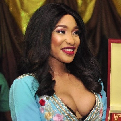 Tonto Dikeh to lead 2021 Africa Peace Award team in Guinea Bissau