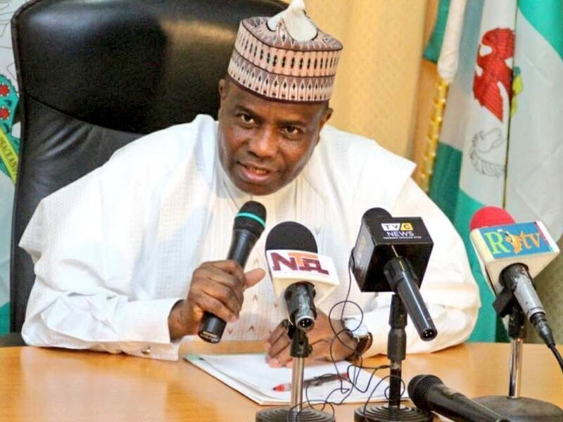 We are committed to ending Banditry/other crimes in Sokoto - Tambuwal