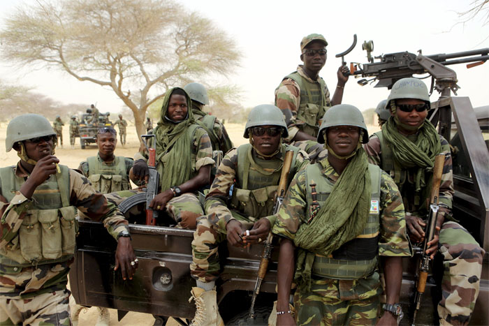 Troops deactivate 25 illegal refineries, impound 342,000 ltrs of AGO