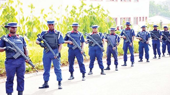 NSCDC restates commitment to protect schools, farmers