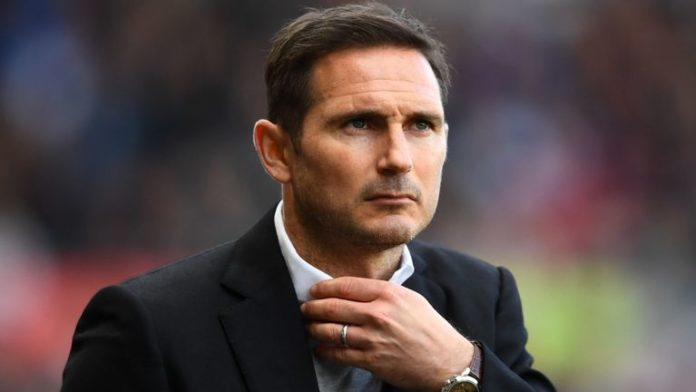 Chelsea 'long way' from being title contenders - Lampard