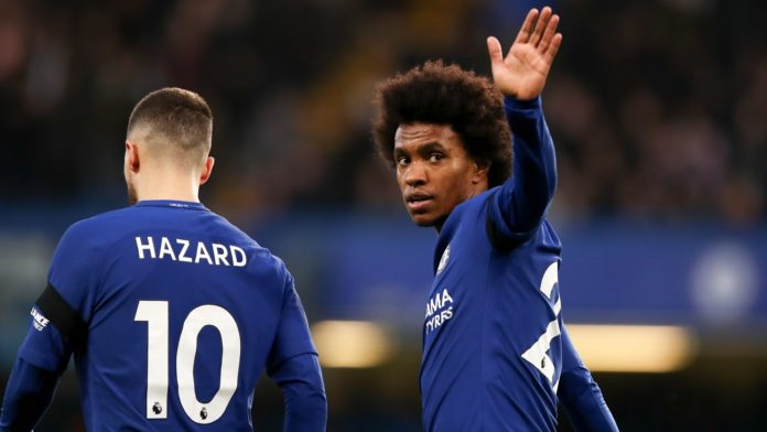 Willian confirms exit from Chelsea after 7 years