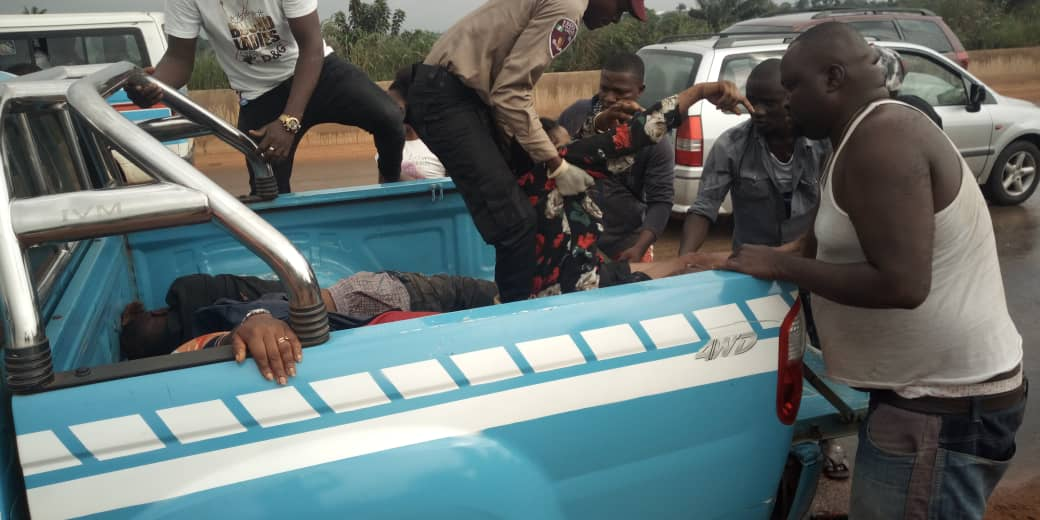 One dead, 17 injured in Anambra accident — FRSC - Phenomenal