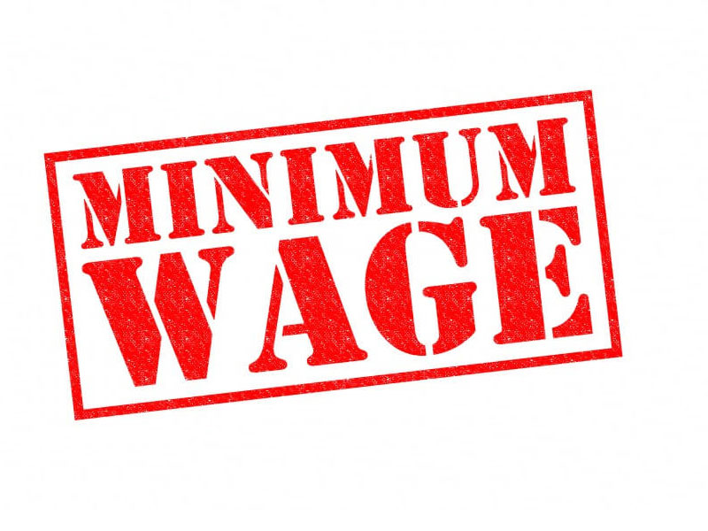 PCC workers stage protest over over non-implementation of minimum wage