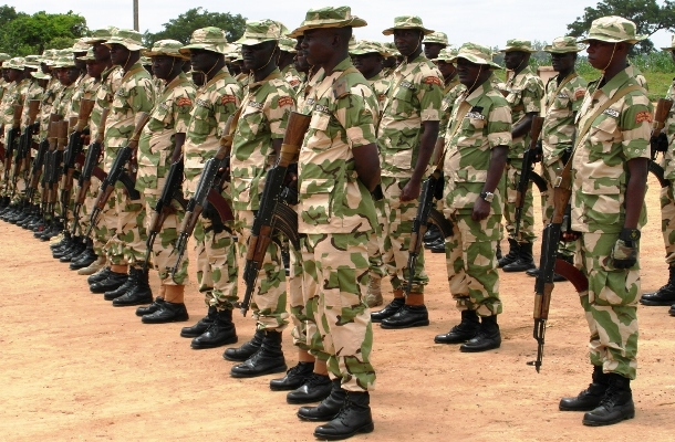 Go after criminals, not innocent civilians, commander charges troops