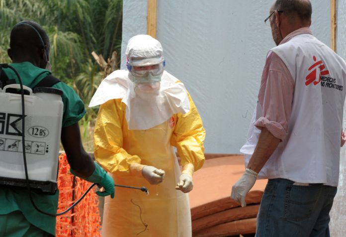 3 new Ebola virus cases confirmed in DRC