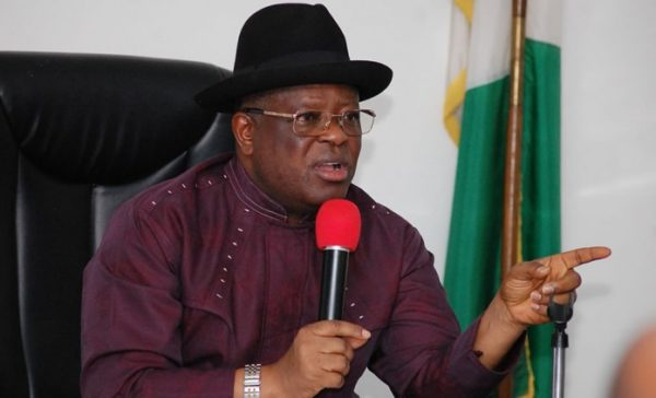 Only digital candidate with pedigree will succeed me – Umahi