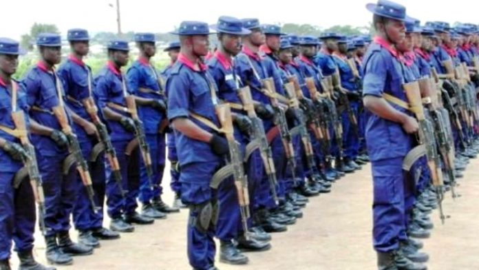 NSCDC official killed in crossfire with suspected kidnappers in Edo