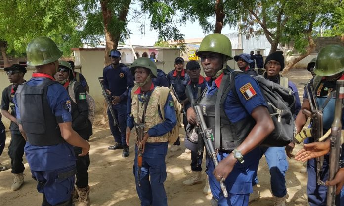 NSCDC arrests 3 suspected phone thieves in Borno
