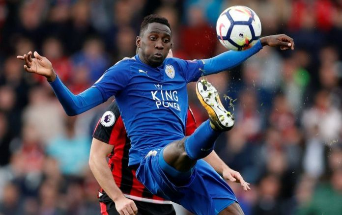 Ndidi could be out for three months, Leicester's manager says
