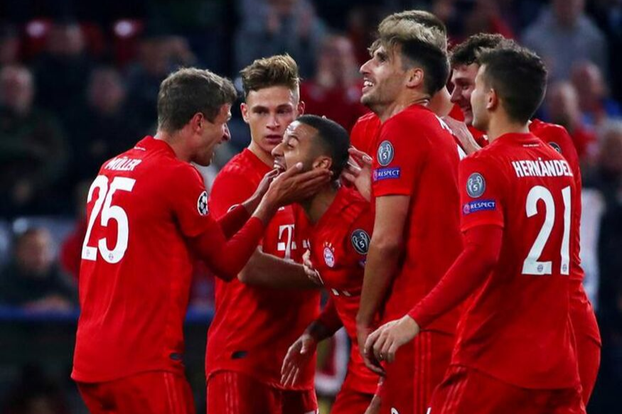 Bayern in German Cup final after 2-1 win over Frankfurt