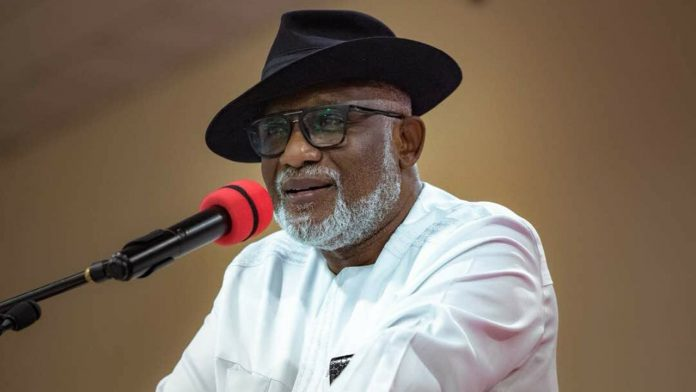 Akeredolu approves recruitment of 1000 teachers