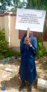 Sex for grade: Another victim speaks out in Kaduna