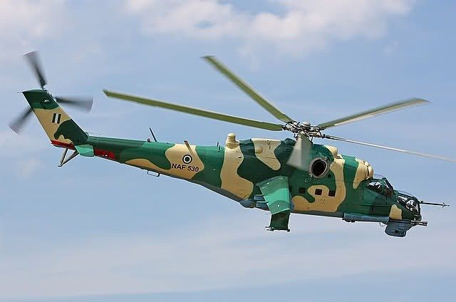 NAF commences airlift of COVID-19 relief materials to West African countries