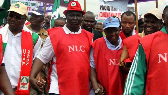 NLC urges Imo to pay 3 months salary arrears to workers, pensioners