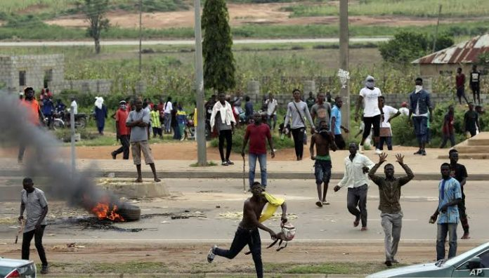 Attacks on Nigerian businesses in S. Africa was a criminal act- Mission