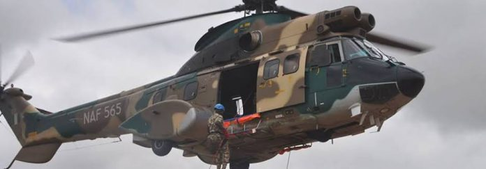 Update: Missing NAF aircraft might have crashed, says official