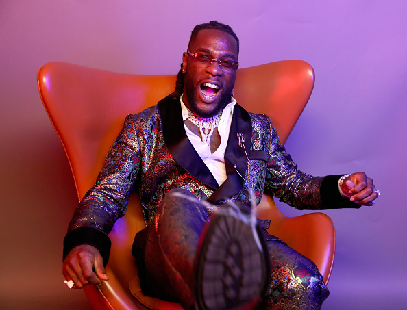Burna Boy becomes first Nigerian artist with certified silver album UK