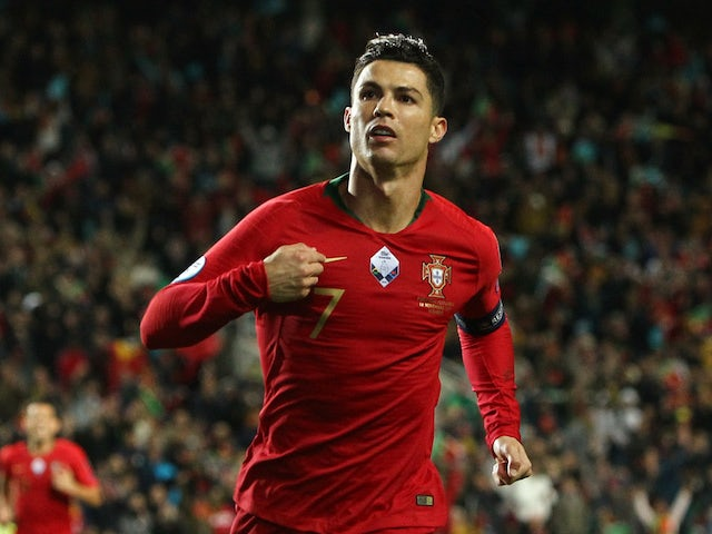 Portugal brush off Ronaldo's absence to outclass Sweden