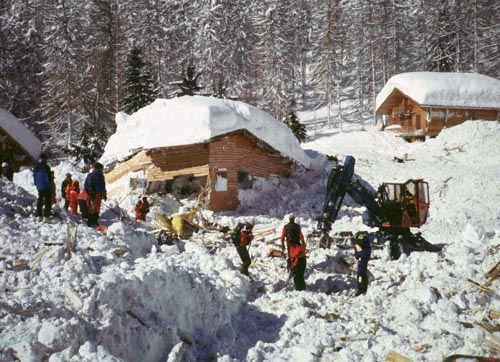 No fewer than 10,000 Austrian homes without electricity after heavy snowfall