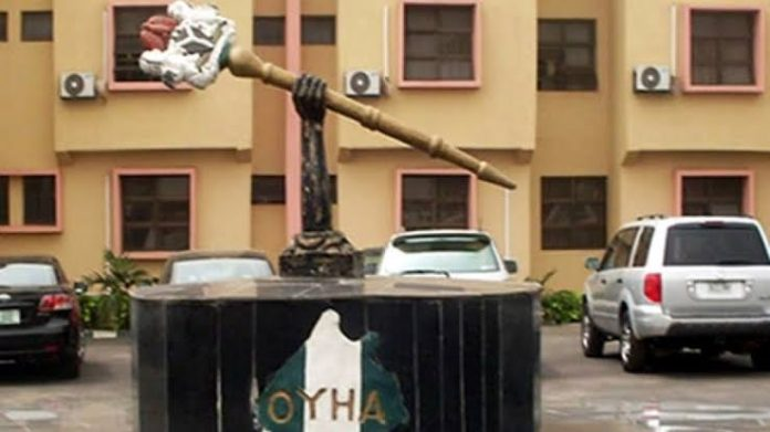 Oyo Assembly holds special sitting for late Ajimobi