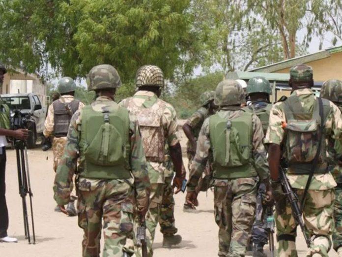 Troops eliminate scores of terrorists in Mainok encounter – Army