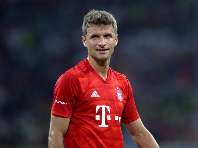 Thomas Muller signs new Bayern Munich deal until 2023