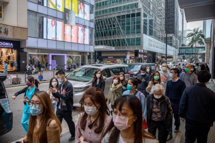 Hong Kong civil servants to return to work as lockdown eases