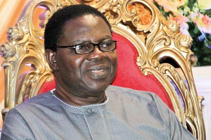 Tope Alabi, Bimbo Esho celebrate Ebenezer Obey @78