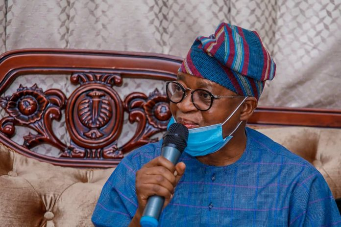 Insecurity: Oyetola urges residents to volunteer information on criminals