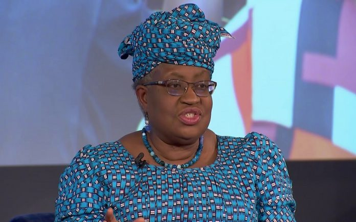 Buhari welcomes U.S. acceptance of Okonjo-Iweala's imminent WTO leadership
