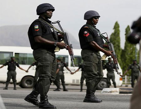 Police arrest 2 suspects over fake bank alert in A'Ibom