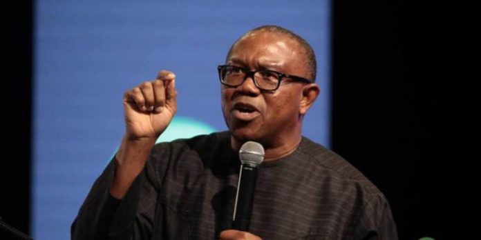 Group urges Peter Obi to contest 2023 presidential election