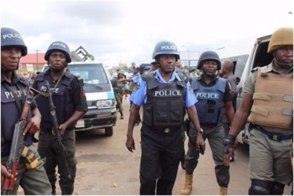 Police nab 2 over alleged attempt to steal vehicle in Niger