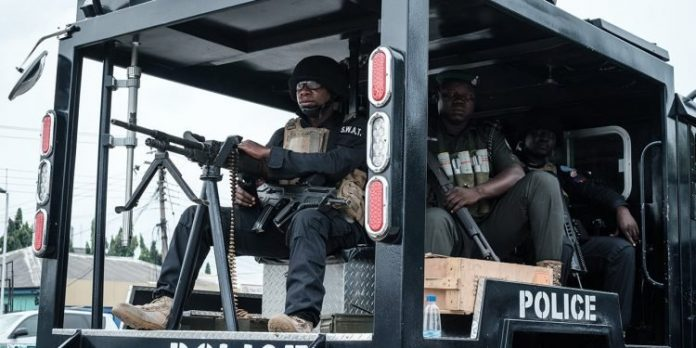 Police arrest 6 suspects over car snatching, armed robber