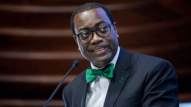 Adesina: Reps urge AFDB to stop further harassment