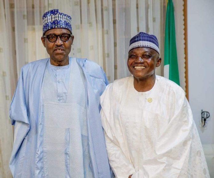 Anti-corruption hero, Buhari leads by example, by Garba Shehu