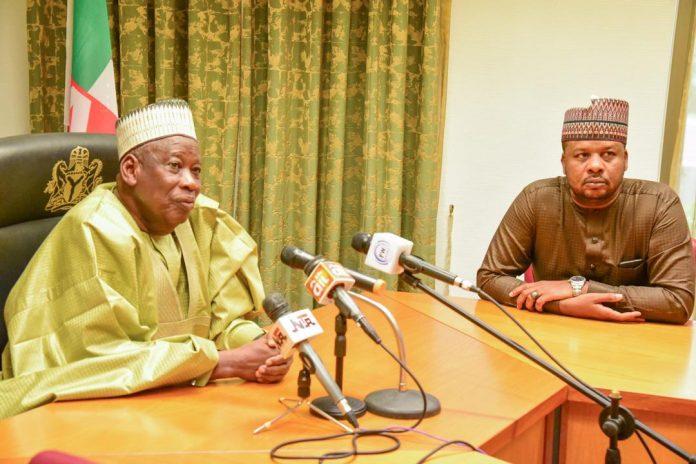 Zabarmari Tragedy : Ganduje commiserates with Borno
