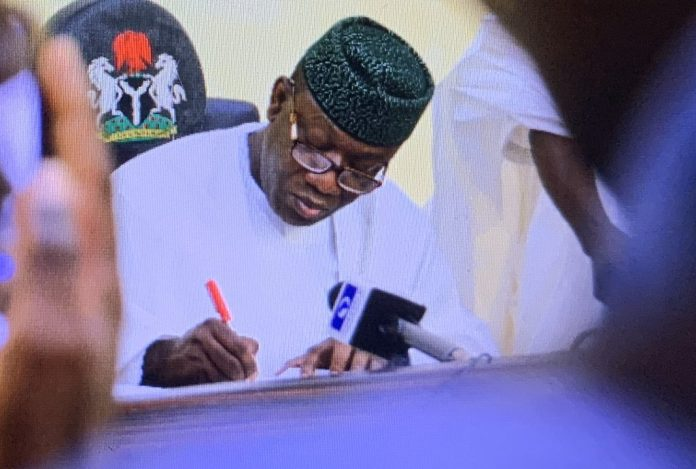 Fayemi recovers from COVID-19 after 11 days in isolation