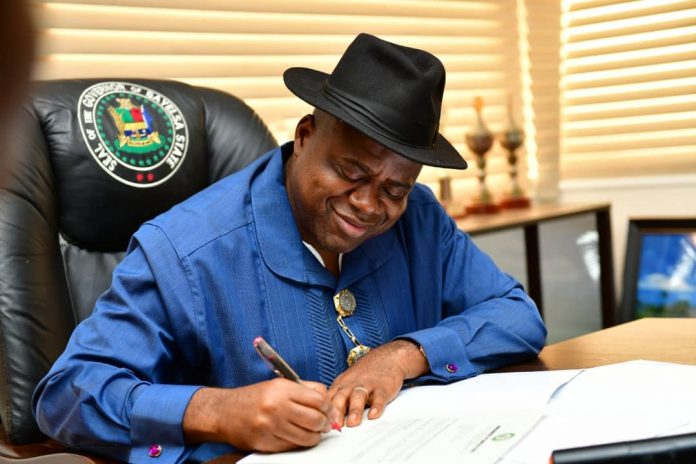 Diri gets Bayelsa Assembly's approval to borrow N17bn