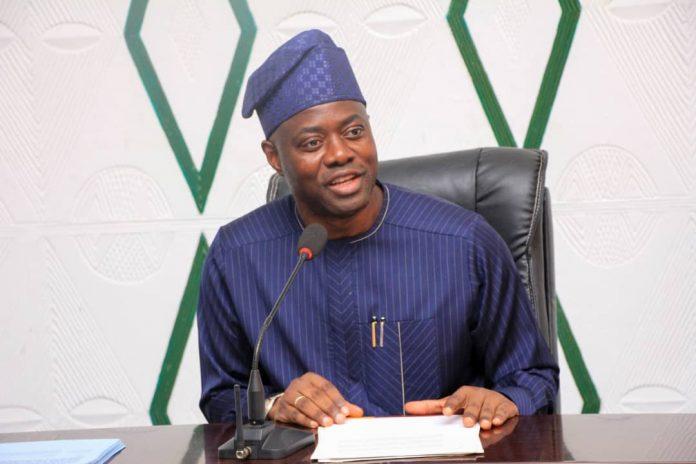 Makinde swears in new Commissioner for Establishment