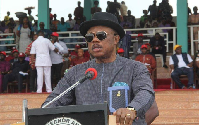 Obiano condemns attacks on security agencies, urges calm