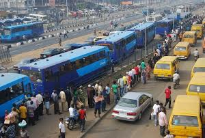BRT boss gives reason for queues at Ikorodu bus stations