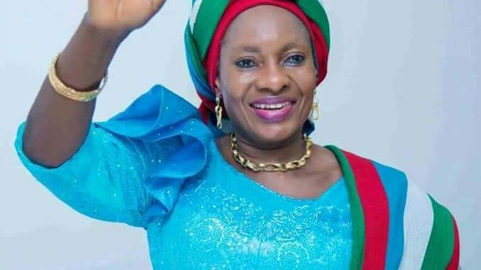 Tallen urges women to sustain legacies left by late Aisha Al-hassan