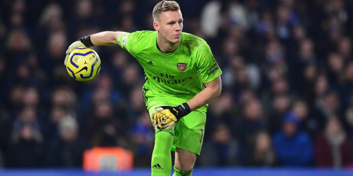 Arsenal players must act as role models to fight racism - Leno