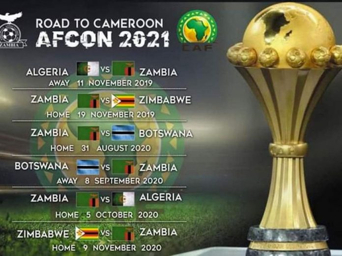 AFCON postponed to 2022 due to COVID-19