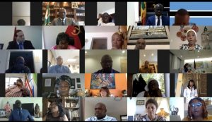 African Consuls General hold dialogue with Diaspora leaders, U.S. officials