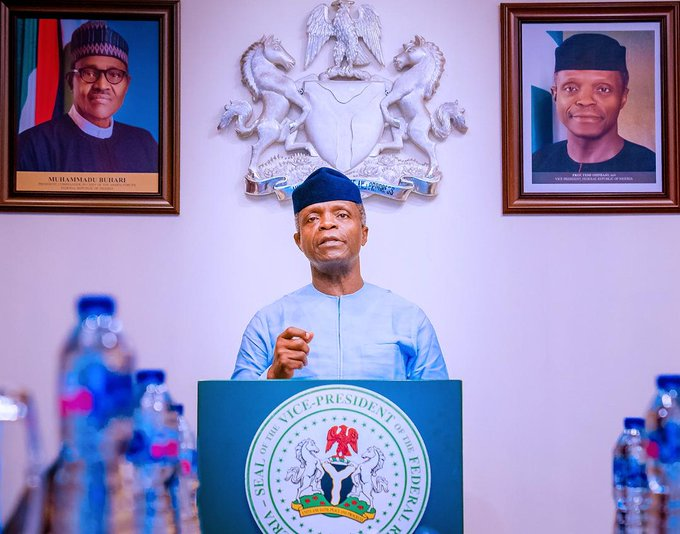 Service delivery: Osinbajo presides over tripartite meeting